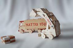 Ruspetta e camioncino Matto 150