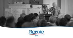 Bernie's Coming Back to New Hampshire! Two events on September 7th!