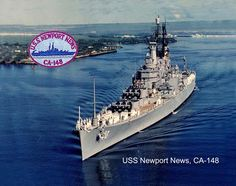 USS Newport The exception to the rule.  The USS Newport News was the only member of the Des Moines class of heavy cruiser to see service beyond the Korean War.  It's two sister ships were either scrapped or turned into a museum ship.