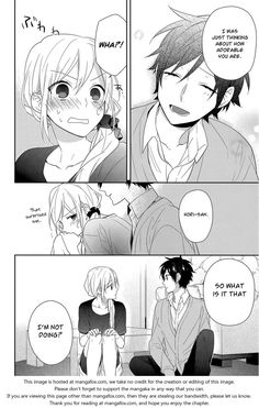 Horimiya 31: Don't Interrupt at MangaFox.me