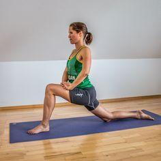 Die 8 wichtigsten Stretching-Übungen für Läufer