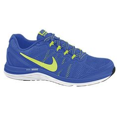 cheap for discount 39c27 1547f Buy Nike Dual Fusion Run 3 Mens Running Shoes Hyper Colbalt University  Blue White Volt Best from Reliable Nike Dual Fusion Run 3 Mens Running Shoes  Hyper ...