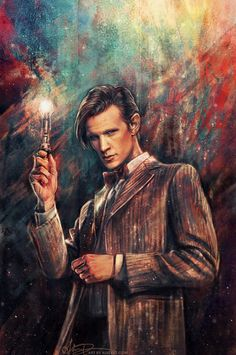 Eleven (Matt Smith) Art Alice X. Zhang
