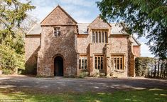 Milverton, Som: this historic former rectory  was once home to Thomas Cranmer - the man who helped King Henry VIII become head of the Church of England...