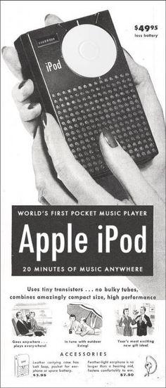 #Primer #Ipod de apple #PrimerIpodApple