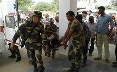 6 BSF Men Injured During Firing Practice In Rajasthan http://indianews23.com/blog/6-bsf-men-injured-during-firing-practice-in-rajasthan/