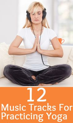 Lots of variety here: Top 12 Music Tracks For Practicing Yoga : Some people practice in silence, for me, instrumental or inspirational music helps me let go of thoughts and just relax into my practice.