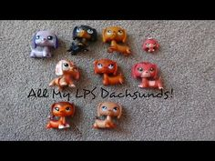 LPS: All My LPS Dachsunds! - YouTube