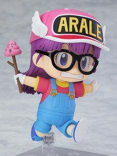 Slump Arale Norimaki Cute Girls Nendoroid 900 Action Figures Pvc Doll Model Toys Straightforward Anime Dr Toys & Hobbies