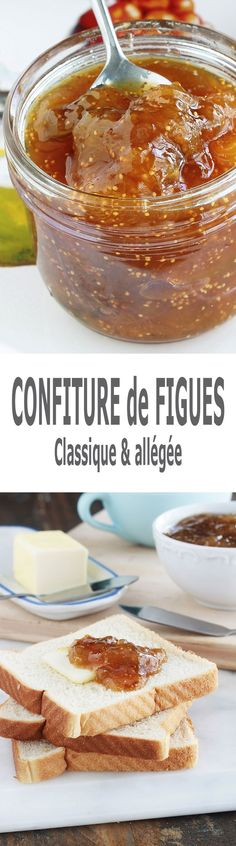 Confiture de figues maison, recette facile et rapide Easy Smoothie Recipes, Easy Smoothies, Good Healthy Recipes, Coconut Recipes, Jam Recipes, Snack Recipes, Homemade Fig Jam, Cinnamon Cream Cheeses, Frozen Meals