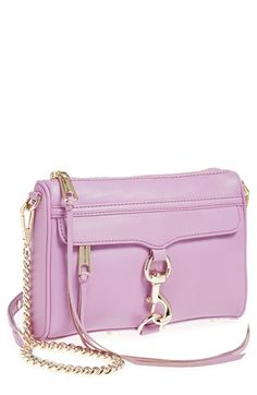 Rebecca Minkoff 'Mini MAC' Convertible Crossbody Bag available at #Nordstrom