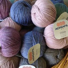 Sofficità, morbidezza, volume.. è #Diletta #Adriafil! Quale colore scegli?  By Somnis de llana  http://bit.ly/AdriafilDiletta