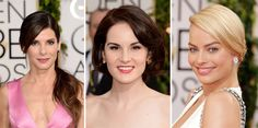 Best beauty looks from this year's Golden Globes.  #beauty