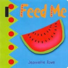 Feed Me Buggy Book
