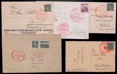 Příležitostná razítka / Filatelistické obory / Protektorát ČaM / Filatelie | Burda Auction Auction