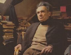 """""""There is a whole range of melancholy: it begins with a smile and a landscape and ends with the clang of a broken bell in the soul."""" —Emil Cioran from """"Tears and Saints"""" Emil Cioran, Jean Paul Sartre, Karl Marx, Writers And Poets, Charles Darwin, Friedrich Nietzsche, Melancholy, Deep Thoughts, Book Worms"""