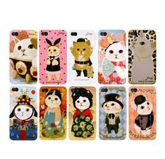 Kitty iPhone 4 Case v1 >> OMG I NEED THIS!!!
