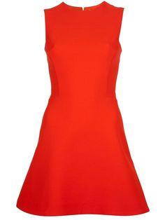 Victoria Beckham sleeveless dress on Wantering