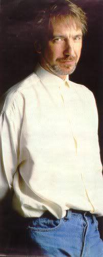 Un giovane Alan