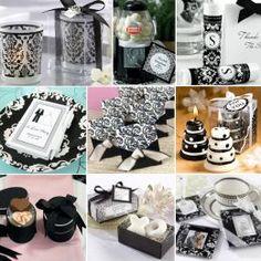Black & White Wedding Ideas