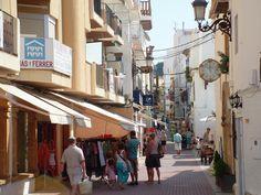 streets in Moraira, Spain Europe Destinations, Holiday Destinations, Places To Travel, Places To Visit, Moraira, Eurotrip, Alicante, Spain Travel, Valencia
