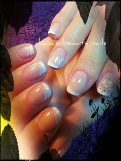 Manicure & frenchmanicure & nailart OPI IN THE SPOT LIGHT PINK