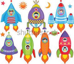 nave espacial infantil - Buscar con Google