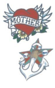 Tattoo Vintage Heart Anchor by Morris Costumes. $2.20. Temporary Tattoo. So realistic your friends will think its real. Toys amp; Games  Temporary Tattoos   tattoos picture realistic temporary tattoos Adult Costume Ideas Diy, Halloween Costumes For Teens, Halloween Kostüm, Adult Costumes, Realistic Temporary Tattoos, Fake Tattoos, Chucky, Halloween Express, Weird Stuff On Amazon