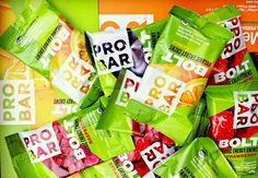 Bonggamom Finds: PROBAR Bolt Organic Energy Chews Review and Giveaway