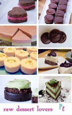 raw dessert lovers @purelytwins
