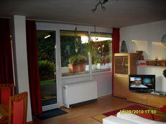 Blick auf den Balkon in der 2-Zimmer-Wohnung