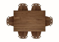 Copeland Audrey 40in x 60in Fixed Top Table 6-AUD-06-04