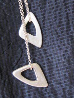 Arrow Necklace, Silver Jewelry, Jewelry Making, Silver Jewellery, Jewellery Making, Make Jewelry, Diy Jewelry Making