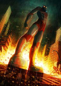Ultraman......................