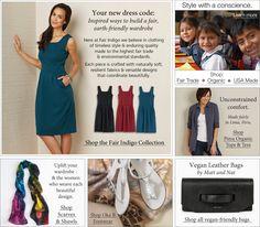 Fair Indigo | Fair Trade Clothing | Organic Clothing | Made in USA Clothing - The True Cost (movie)