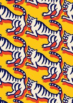 Minakani - Tiger