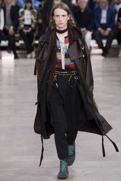 LANVIN HOMME SS17 - YOUTH AND FREEDOM