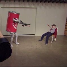 hey hunter this is coca cola coming to snatch ur ass for liking pepsi