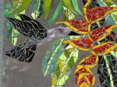 mosiac by kat  gottke ,An australian mosiac artist