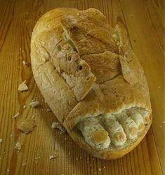 Перейдем от легкомысленных блинчиков к серьезному продукту - хлебу. Вот что, к примеру, можно сделать из готовой булочки: А вот что можно испечь... просто не…