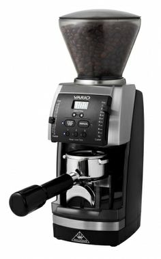 """So this is """"Monica"""" with her sister """"Gabriela"""", the cheeky girls.  This is my day to day grinder, it is EPIC.  Not inexpensive but if you make serious coffee you will want one."""
