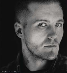 Brian fallon. seriously. melted.