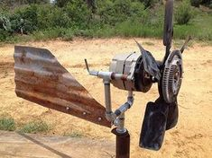 Turn a car alternator into alternative energy by building this cheap and easy homemade wind generator.
