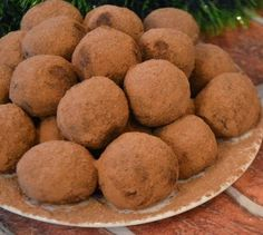 Testy Cooking: Truffle is the Best Gift for the Sweet Tooth.