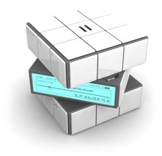 The Rubik's Cube MP3 Player