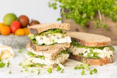 A Superfood Egg Sandwich That Satisfies That Comfort Food Craving   Brit + Co