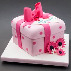 Cakes for teenage girls and women - | the Cake Works cake maker for Darlington and the North East