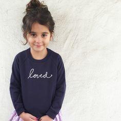 Kids Loved Sweatshirt