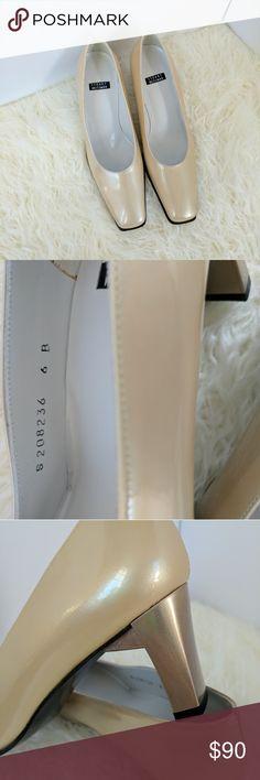 Spotted while shopping on Poshmark: Stuart Weitzman pumps, vintage! #poshmark #fashion #shopping #style #Stuart Weitzman #Shoes