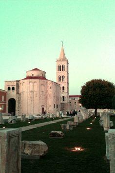 My Croatian Adventure - #St Donat church, #Zadar, #Croatia**❊**Happy New Year**❊ ~ ❤✿❤ ♫ ♥ X ღɱɧღ ❤ ~ Fr 2nd Jan 2015